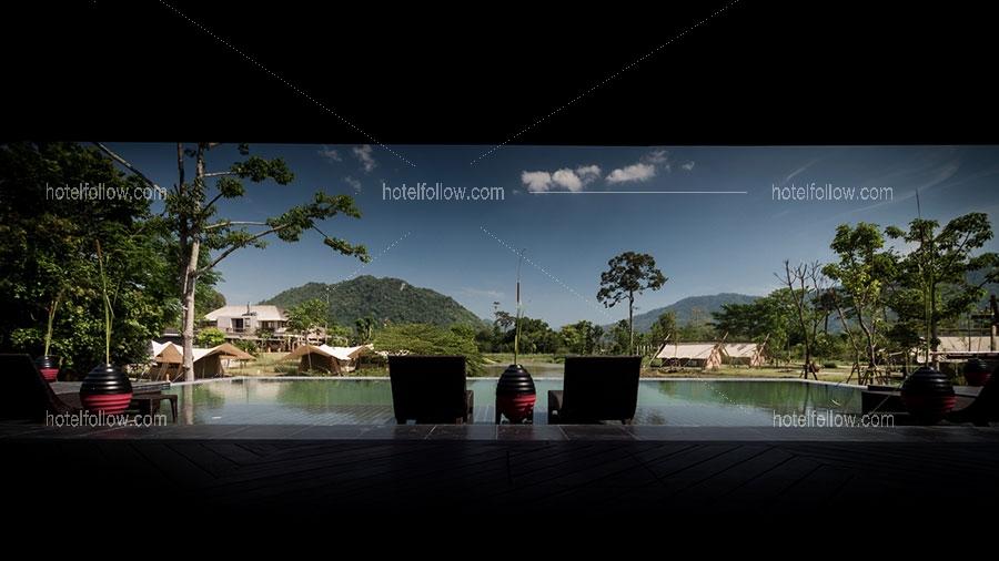 รูปของโรงแรม โรงแรม ลาลา มูก้า เต็นท์ รีสอร์ท เขาใหญ่
