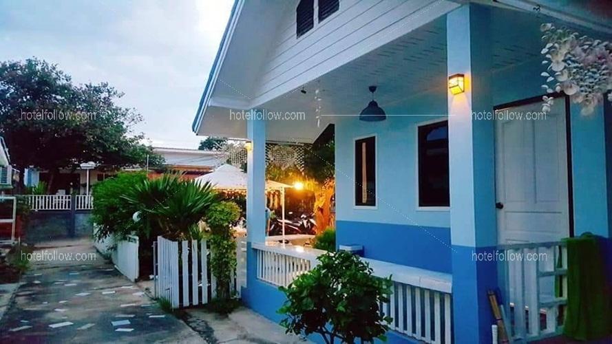 รูปของโรงแรม โรงแรม มาวิน เฮ้าส์ รีสอร์ท เกาะล้าน