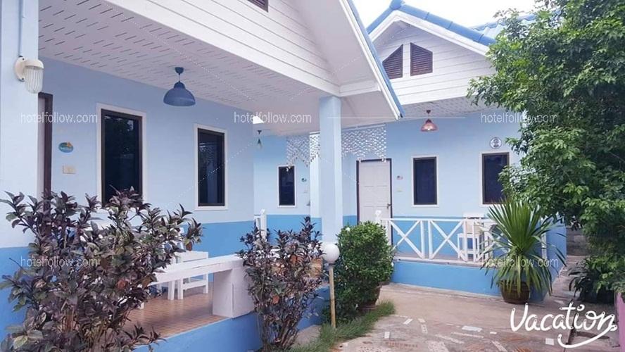 โรงแรม มาวิน เฮ้าส์ รีสอร์ท เกาะล้าน