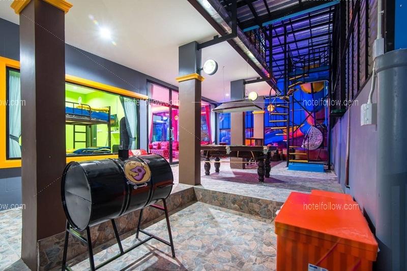 รูปของโรงแรม บ้านกอไก่ พูลวิลล่า ชะอำ