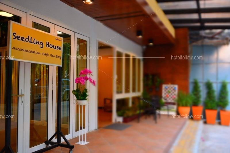 โรงแรม ซีดลิ่งเฮาส์ พัทยา