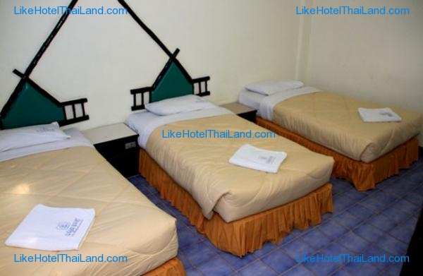 รูปของโรงแรม โรงแรม สินสยาม รีสอร์ท หาดแหลมแม่พิมพ์ ระยอง