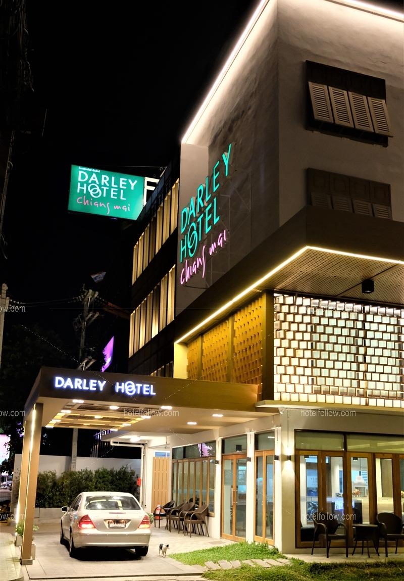 รูปของโรงแรม โรงแรม ดาร์เลย์ โฮเทล เชียงใหม่
