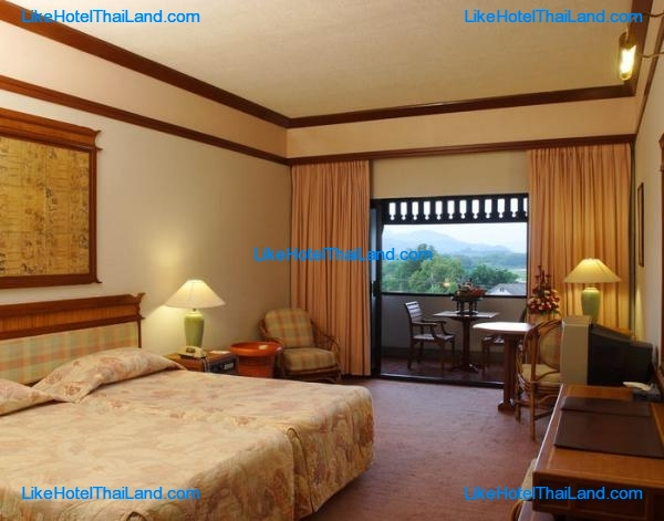 รูปของโรงแรม โรงแรม อิมพีเรียล โกลเด้น ไทรแองเกิ้ล รีสอร์ท เชียงราย