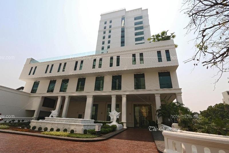 รูปของโรงแรม โรงแรม เอ็มเพรส พรีเมียร์ เชียงใหม่ (ใกล้พิพิธภัณฑ์ ภาพวาด 3 มิติ )