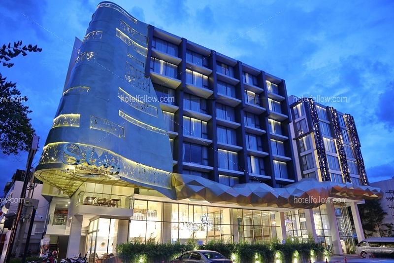 โรงแรม สเตย์ วิท นิมมาน เชียงใหม่