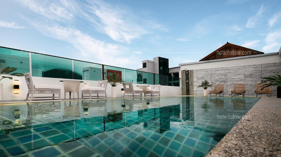 โรงแรม ซันซีแซนด์ ป่าตอง ภูเก็ต