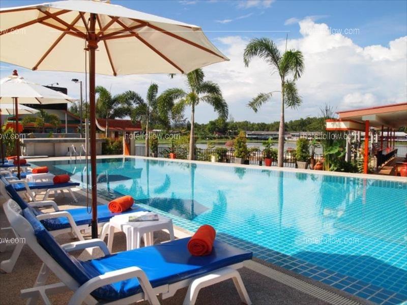 โรงแรม ชบาน่า รีสอร์ท เชิงทะเล ภูเก็ต