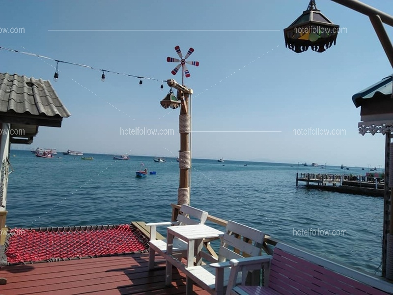 รูปของโรงแรม โรงแรม เรียงทะเล รีสอร์ท เกาะล้าน