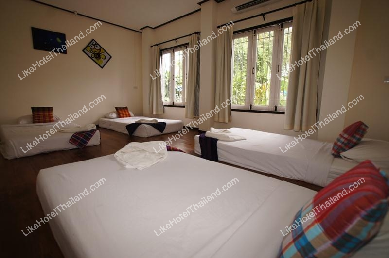 Family Suite 1 Br (พัก 4 ท่าน)