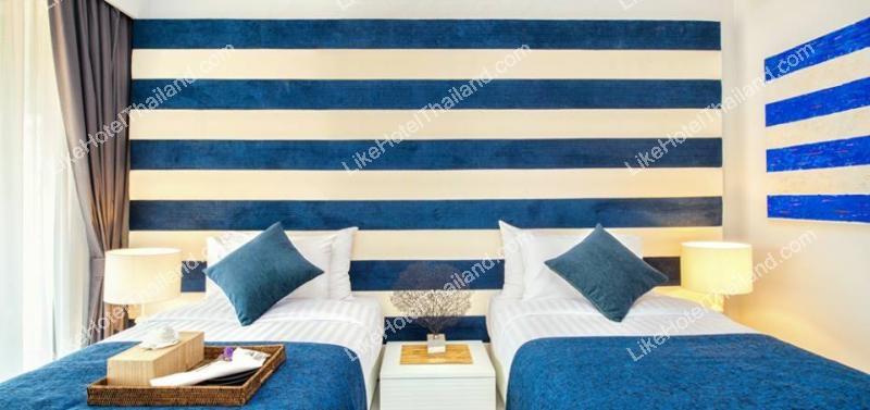 Sea Room Twin Bed