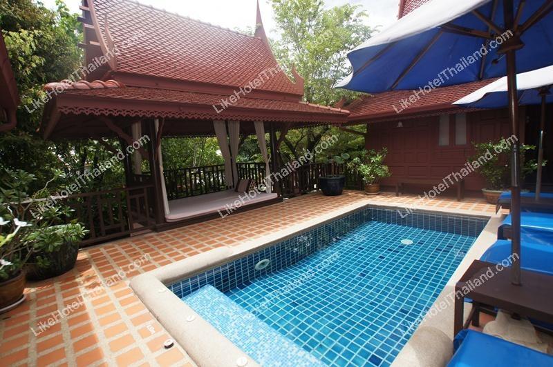 Pool Suite 62 sq.m. (พัก 2 ท่าน)