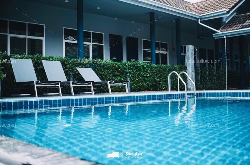 โรงแรม บลูเบด จันทบุรี