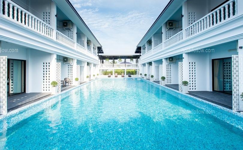 โรงแรม ชานบุรีบูติค รีสอร์ท จันทบุรี