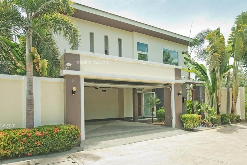 Villa T1 Private Pool 4 BR