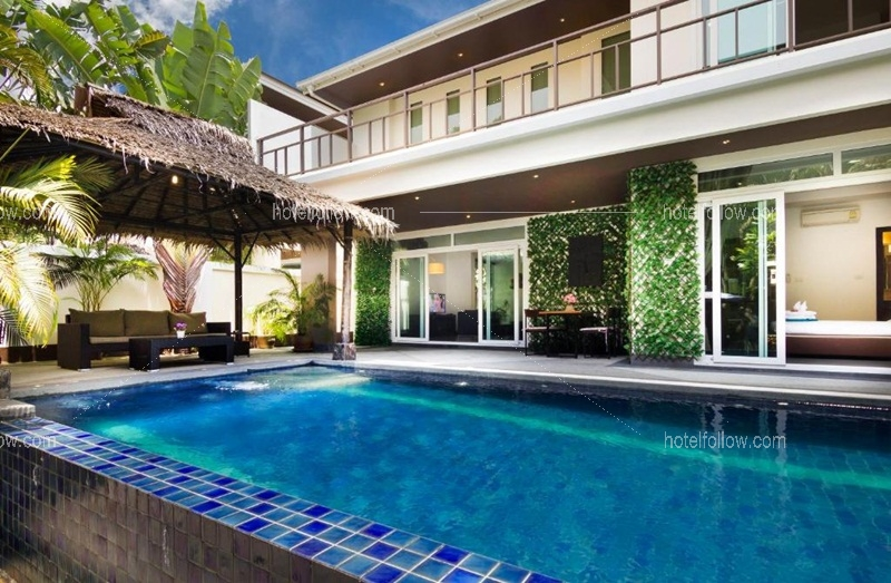 Villa T2 Private Pool 4 BR