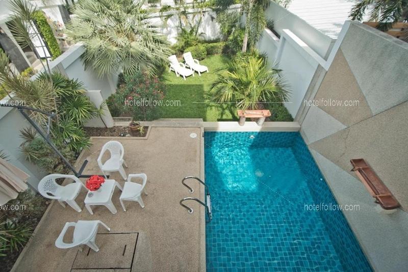 Villa T5, T6, T7 Private Pool 3 BR