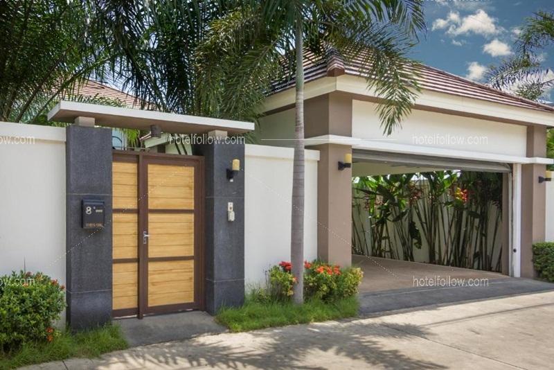 Villa T8 Private Pool 4 BR