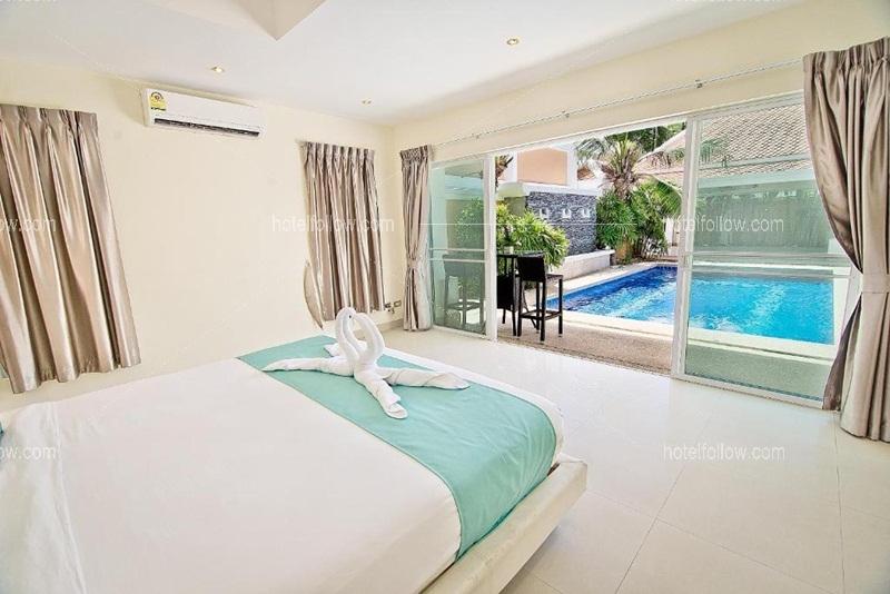 Villa 1 Private Pool 4 BR