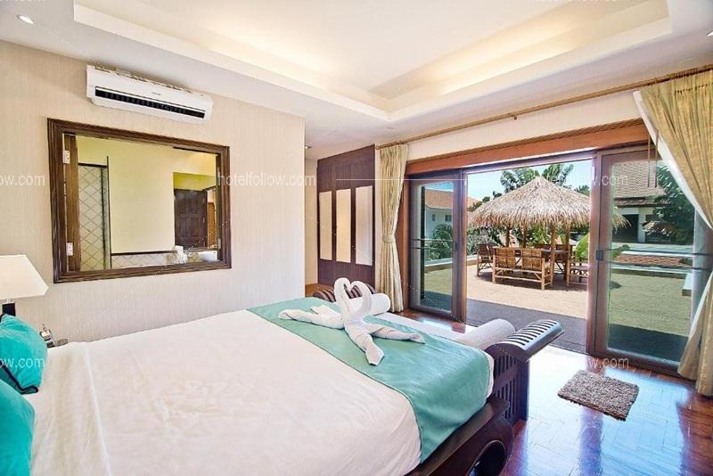 Villa 2 Private Pool 4 BR