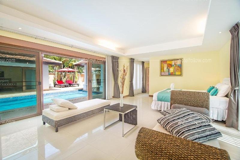 Villa 3 Private Pool 5 BR