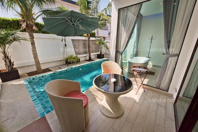 Villa Private Pool 1 BR