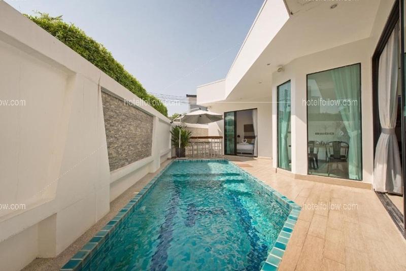 Villa Private Pool 2 BR