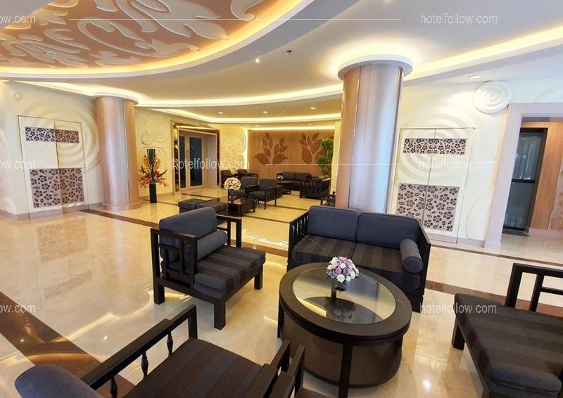 รูปของโรงแรม โรงแรม โกลเด้น ซี หัวหิน