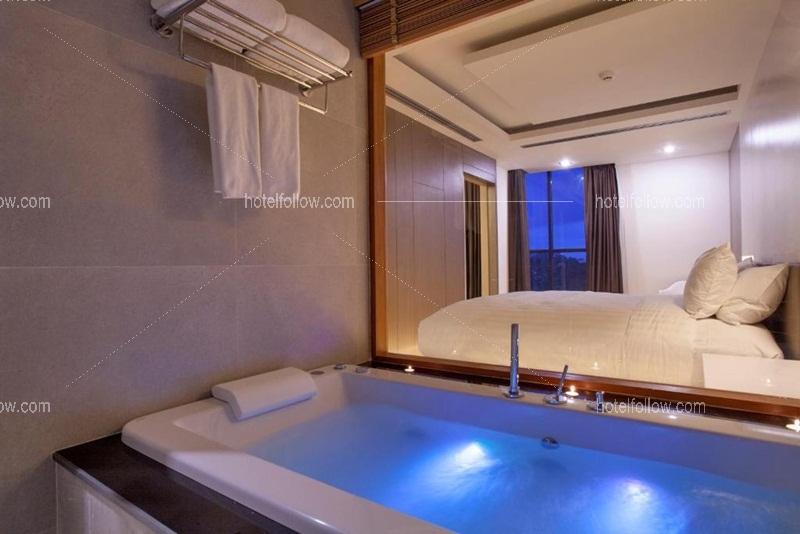 Suite Jacuzzi Room - Double