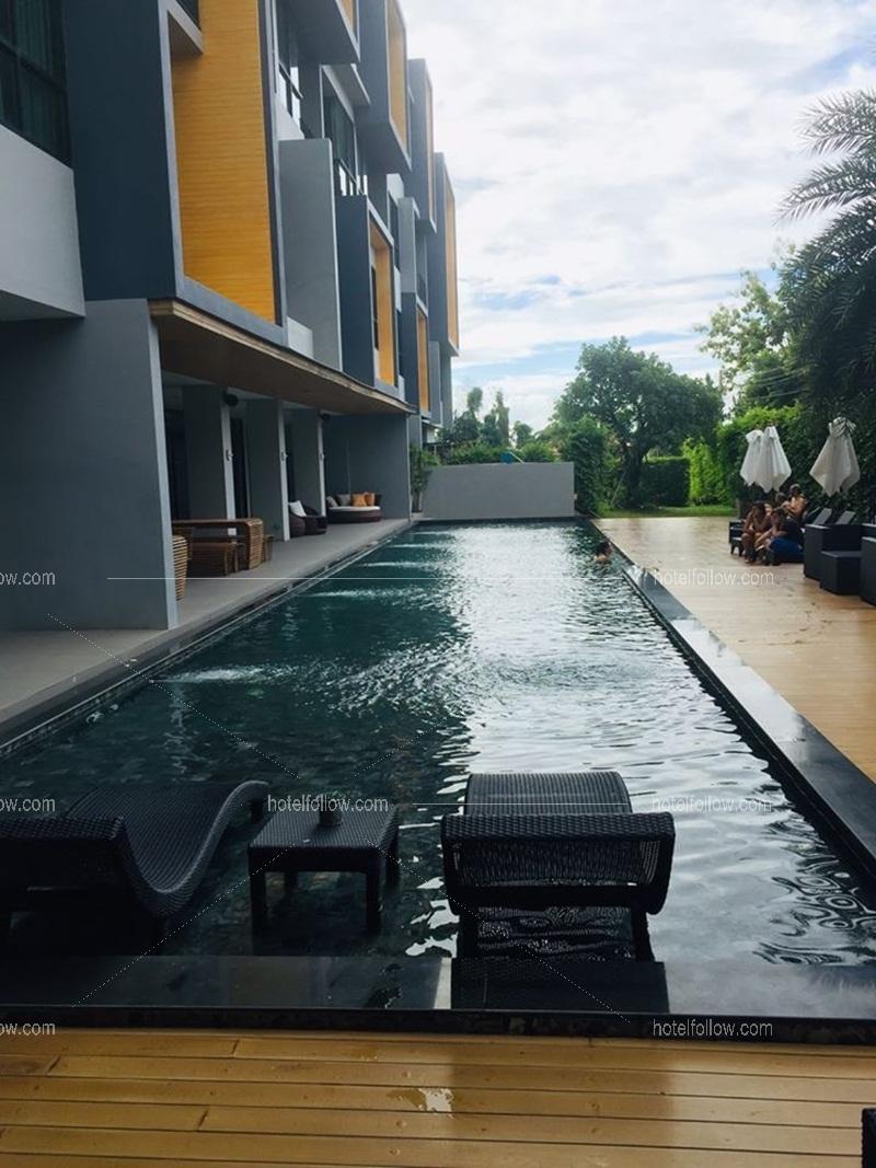 รูปของโรงแรม โรงแรม เดอะ เซนส์ บูติก โฮเทล พิษณุโลก
