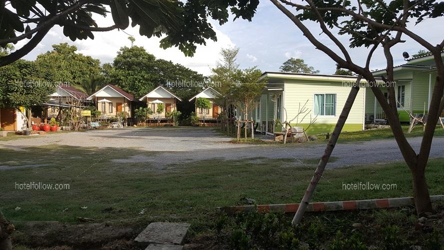 บ้านสวน อินทนนท์ รีสอร์ท จอมทอง เชียงใหม่