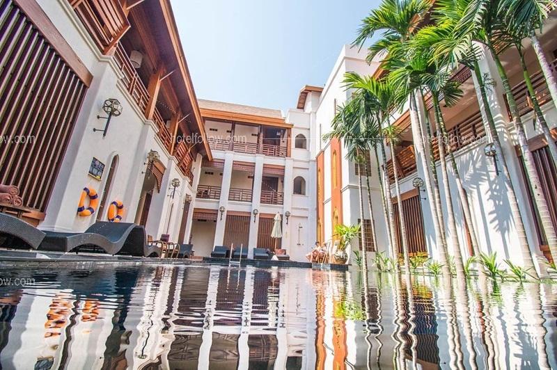 รูปของโรงแรม โรงแรม พระสิงห์วิลเลจ เชียงใหม่
