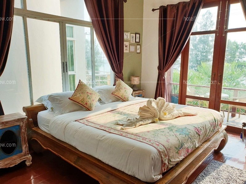 รูปของโรงแรม บ้านคินน์ บีชฟร้อนท์ พูลวิลล่า ปราณบุรี ประจวบคีรีขันธ์