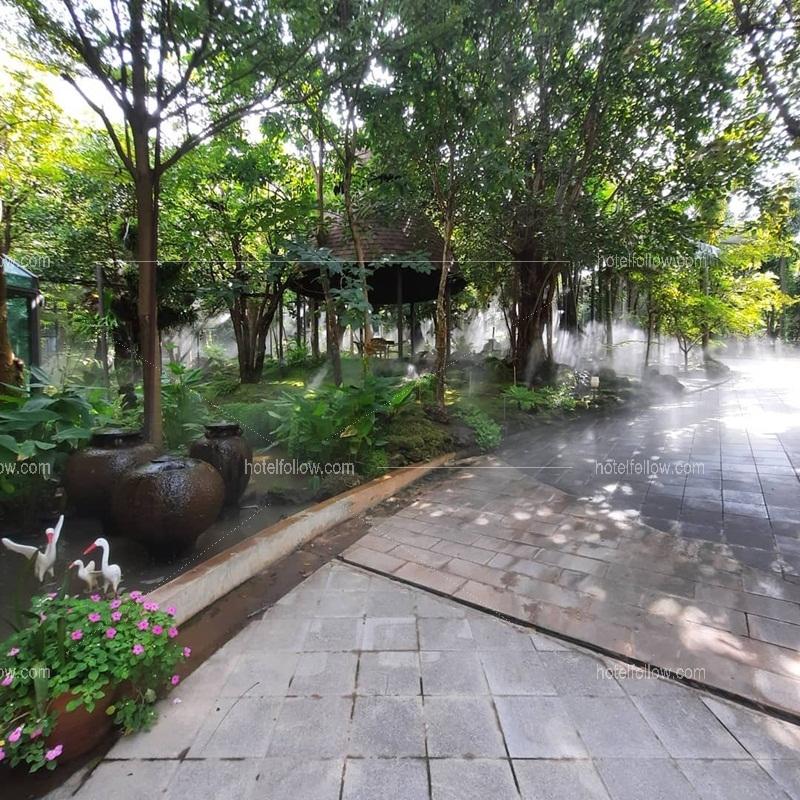 รูปของโรงแรม โรงแรม ทรีสเคป รีสอร์ท หางดง เชียงใหม่