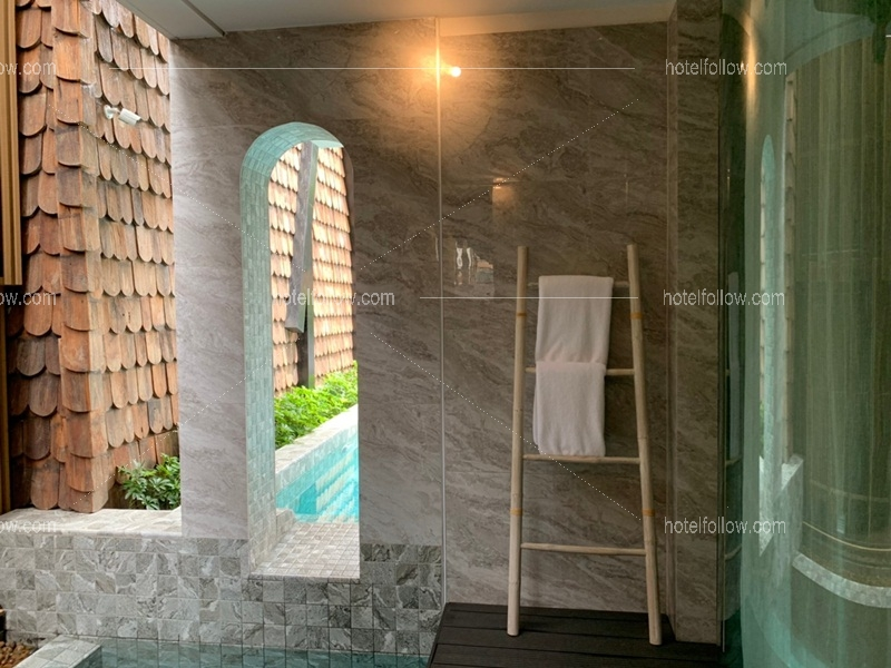 Plunge Pool Suite (Double Bed)