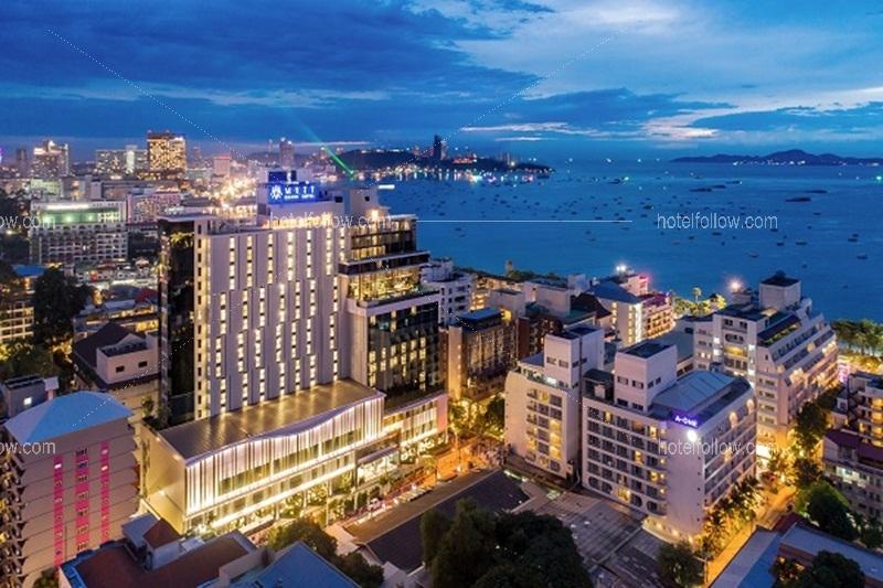 โรงแรม มิตร์ บีช พัทยาเหนือ ชลบุรี