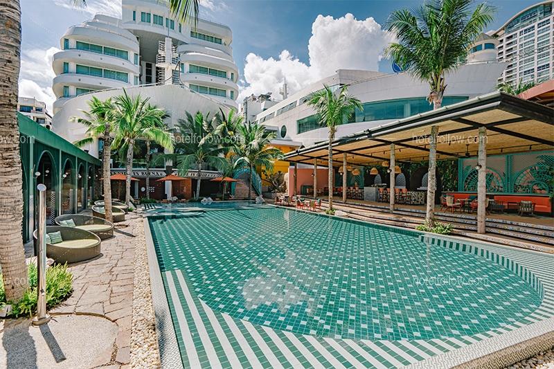 โรงแรม เอ-วัน นิววิง พัทยาเหนือ ชลบุรี