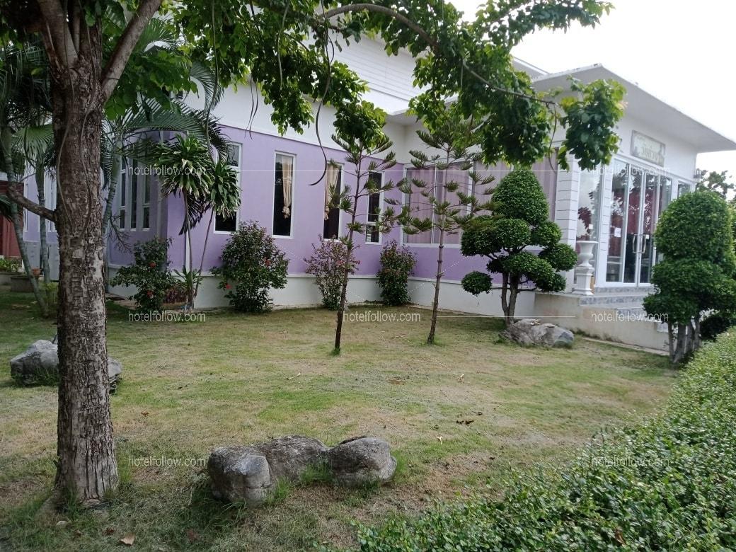 โรงแรม สุพัตรา รีสอร์ท เขื่อนป่าสักชลสิทธิ์ วังม่วง สระบุรี
