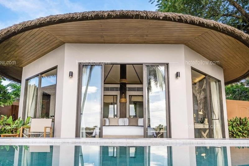Pool Villa Garden