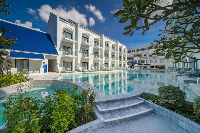 โรงแรม คราม พัทยา นาเกลือ ชลบุรี