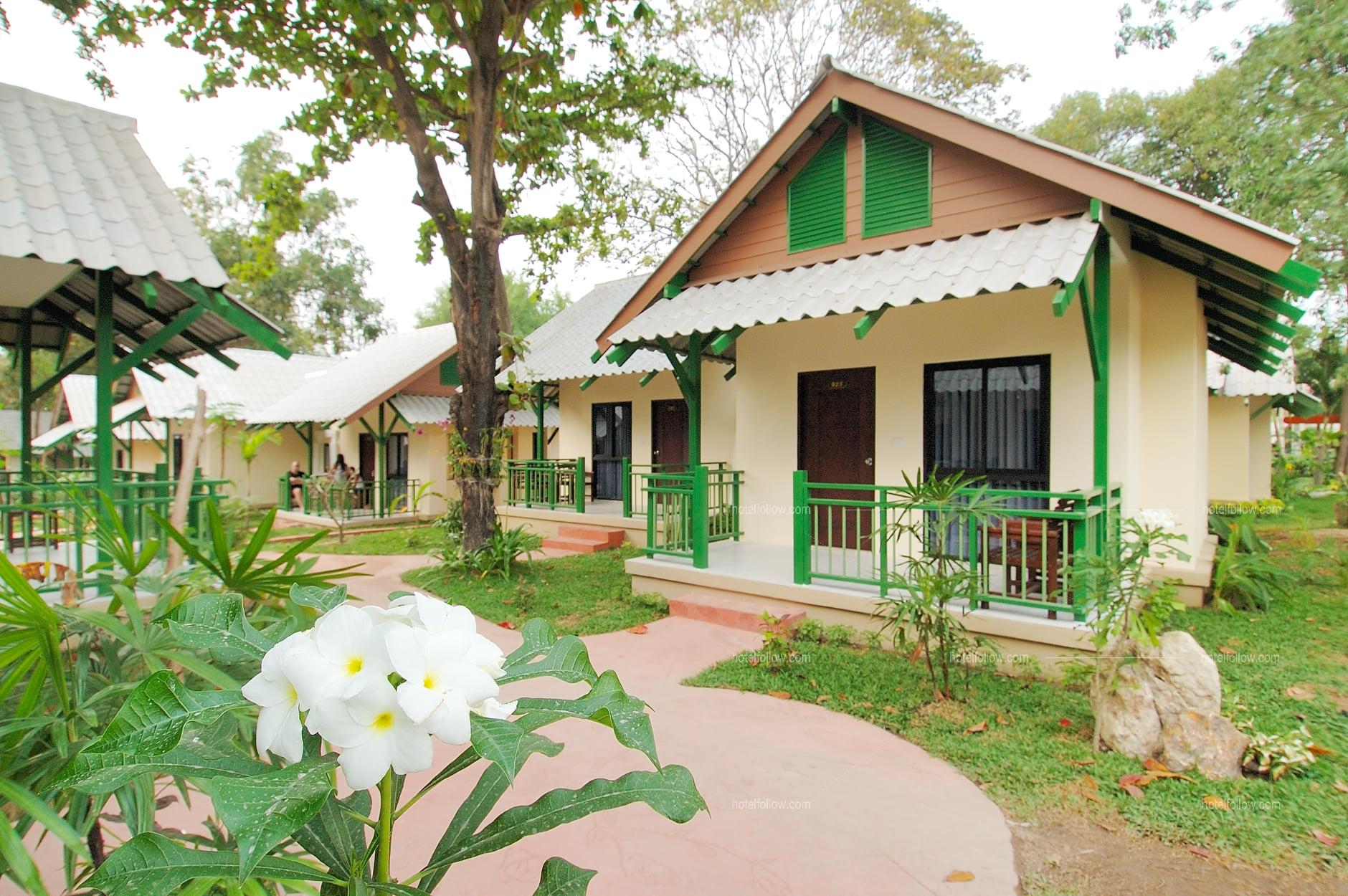 รูปของโรงแรม โรงแรม พัทยาการ์เด้น  พัทยาเหนือ ชลบุรี