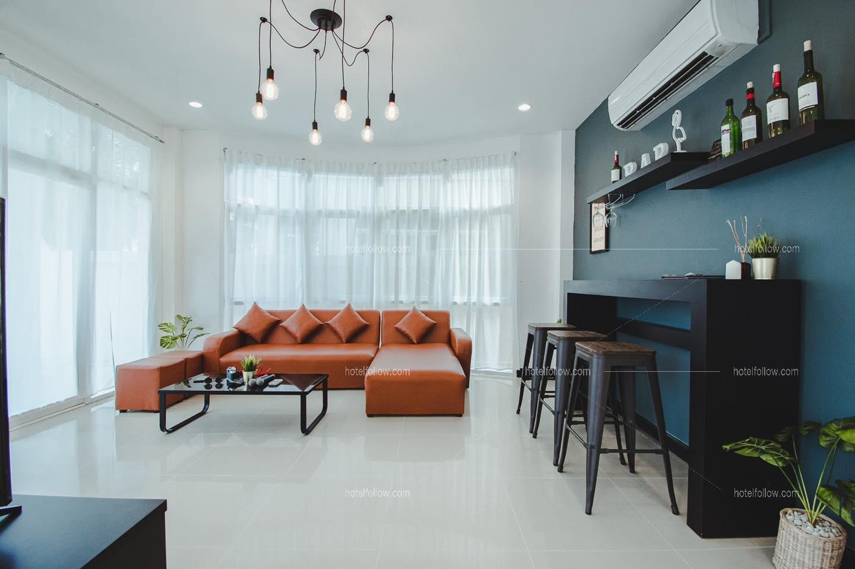 รูปของโรงแรม โรงแรม บ้านซี สเคป พูลวิลล่าปราณบุรี