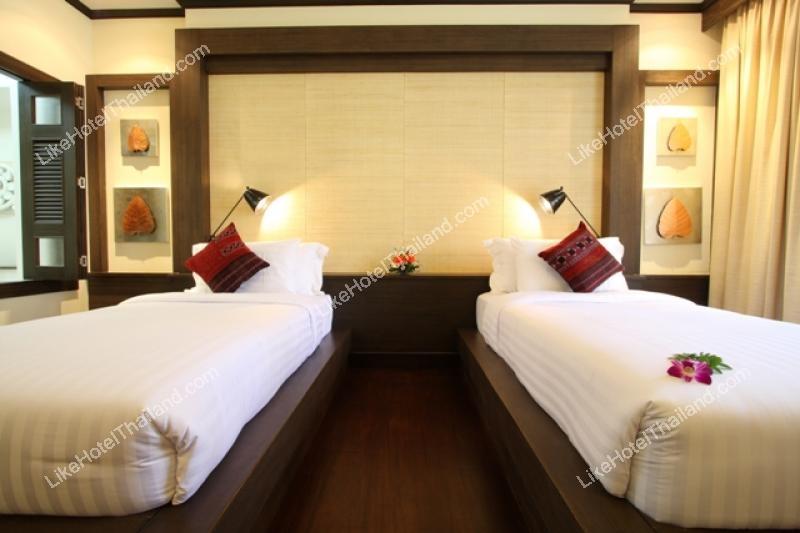 รูปของโรงแรม โรงแรม โพธิศิรีนทร์ เชียงใหม่ { ที่พักสวย ใกล้ถนนคนเดิน ใกล้วัดพระสิงห์ }