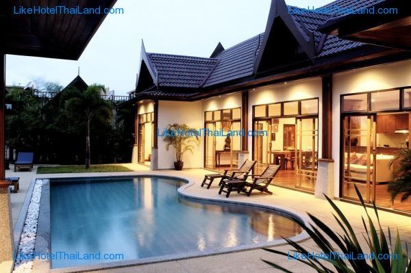 โรงแรม คลับ แบมบู บูติค รีสอร์ท แอนด์ สปา ป่าตอง