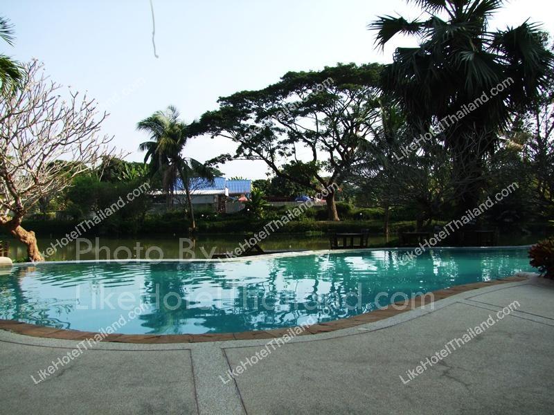 รูปของโรงแรม โรงแรม ลำปาง ริเวอร์ ลอดจ์