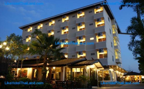 โรงแรม ทองทา รีสอร์ท แอนด์ สปา สุวรรณภูมิ กรุงเทพ