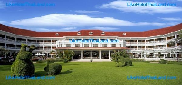 โรงแรม เซ็นทารา แกรนด์ รีสอร์ท แอนด์ วิลล่า หัวหิน