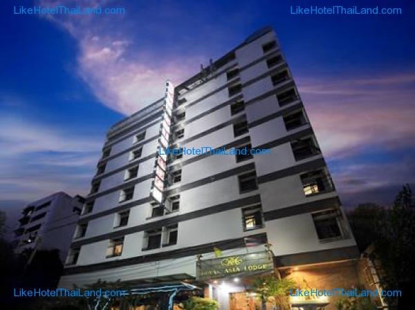 โรงแรม รอยัล เอเชีย ลอดจ์ สุขุมวิท 8 กรุงเทพ