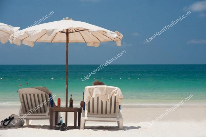 รูปของโรงแรม โรงแรม ทรายแก้ว บีช รีสอร์ท เกาะเสม็ด ระยอง