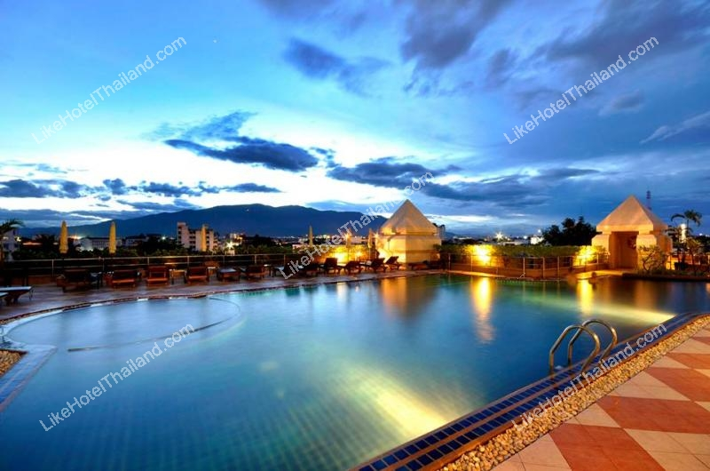 รูปของโรงแรม โรงแรม ดวงตะวัน เชียงใหม่ (ชื่อเดิม เซ็นทาราดวงตะวัน)